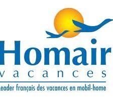 homair logo Vacaciones Homair: Código promocional Camping y Caravanas