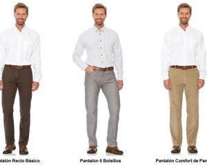 Pantalon Dockers Recto Descuentos en Dockers Pantalones y Dockers Colección para Hombres