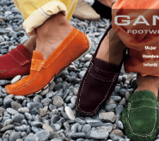 gant footwear Gant Footwear. Descuentos en mocasines, náuticos, chanclas...