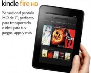 Kindle Fire HD e1429366519113 La tablet Kindle Fire HD cuesta menos: 60 Euros de descuento