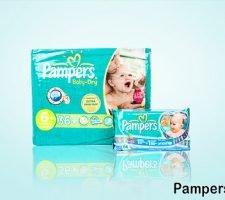 pampers Pampers con descuentos de hasta el 70%