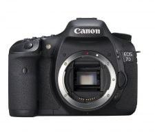 Canon EOS7D Promoción Canon: Cursos de Fotografía gratis!