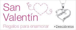 San Valentin Regalos para enamorar Promoción 50 Euros de Regalo comprando Outlet