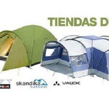 acampada tiendas camping Tiendas de acampada baratas