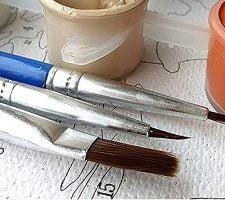 Pintura al óleo para Adultos niños